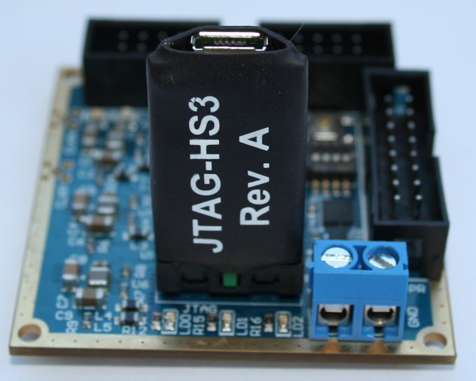 Tiny 5 X Cm Fpga Module With Xilinx Artix 7 Digilent Jtag Cable Schematic Usb Bottom Layer Resistor Jumpers